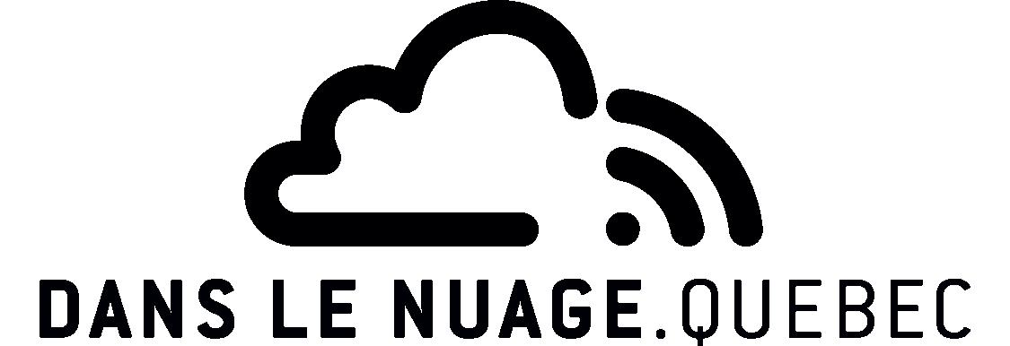 logo dans le nuage.quebec